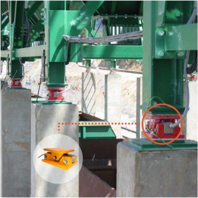 Célula de Carga para silos e tanques