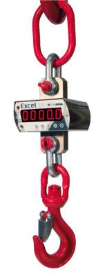 Excel 30 leds inox