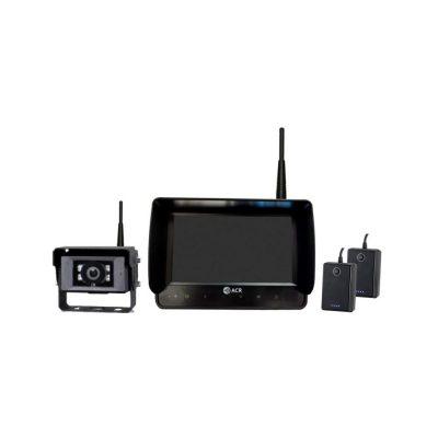 Kit Camera Wireless para Ponte Rolante