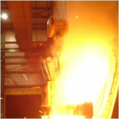 Aplicação de Moitão com Giro e Pesagem em siderúrgica