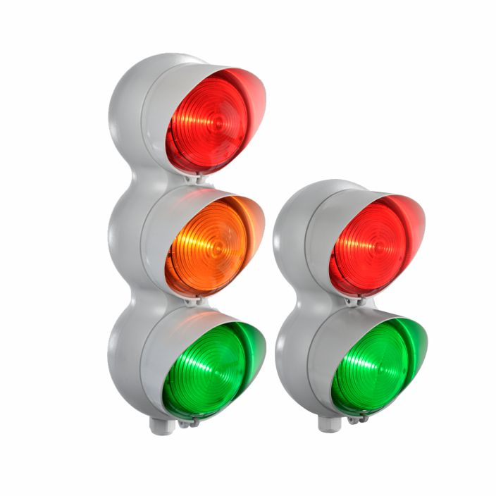 Semáforo Industrial LED