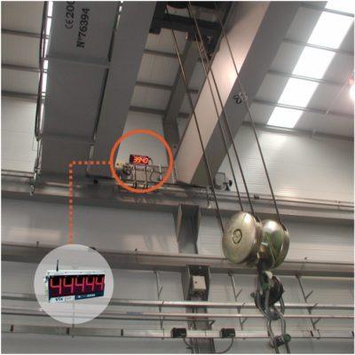 Aplicação de Visor em Indústria em Geral