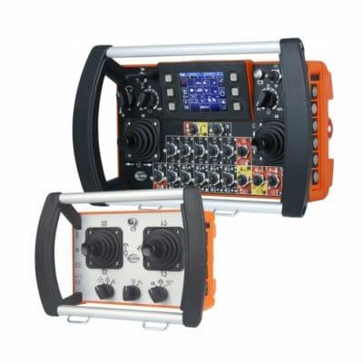 A família de Controles Spectrum conta com uma ampla variedade de modelos: Spectrum 1, 2, 3, 4 e Spectrum A, B, D e E