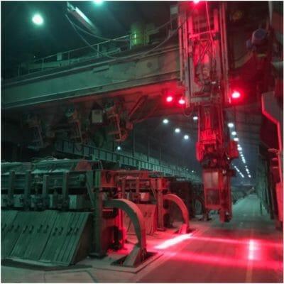 Aplicação em Empresa do segmento de Alumínio