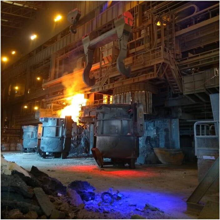 Aplicação em Empresa do segmento de Mineração