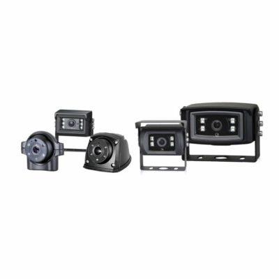 Câmeras com cabo aCAV / dCAV