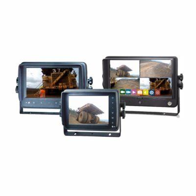 Monitores com cabo aMAV / dMAV