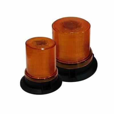 Sinalizadores LED Âmbar aBAC