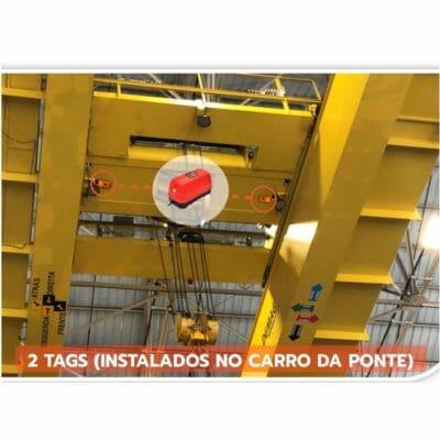 Funcionamento do IPAS em Ponte Rolante