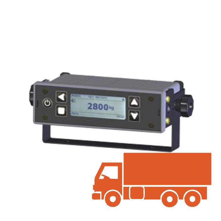Sistema de Controle de Carga para Caminhões