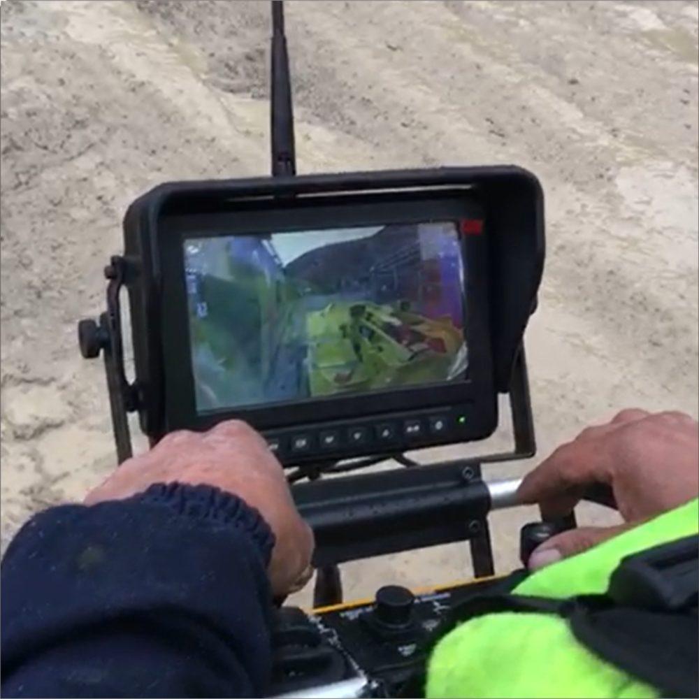 Aplicação Kit Câmera Wireless
