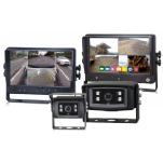 Kit Câmera e Monitor com Cabo