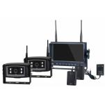 Kit Câmera e Monitor Wireless