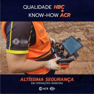 Qualidade HBC + Know-How ACR