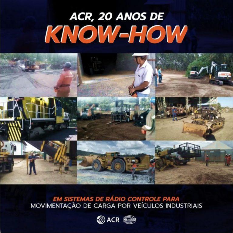 ACR | 20 anos de know-how