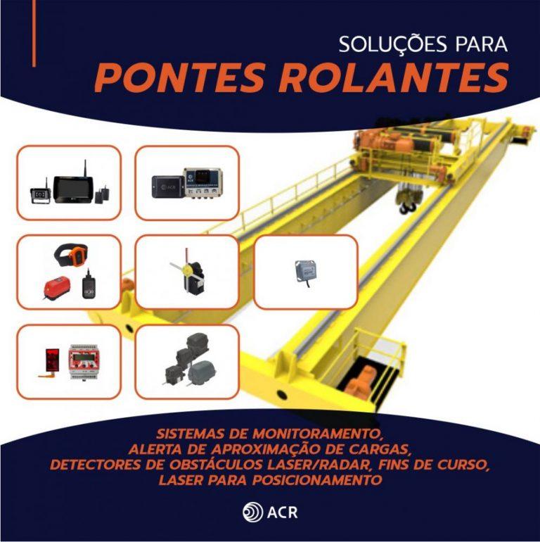Soluções para Pontes Rolantes